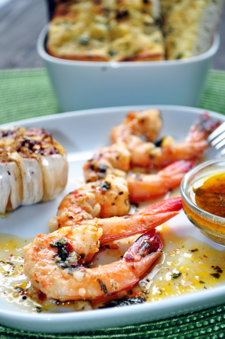 Spicy Garlic Shrimp | Cajunlicious