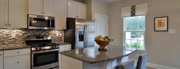 New Mozart Townhome Model for sale at Potomac Station Townhomes in Falling Waters, WV