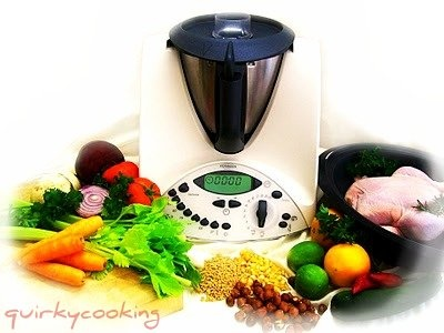 Guide to converting recipes for Thermomix