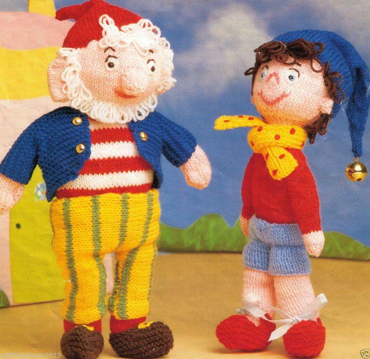 Vintage Knitting Patterns Toys : World of Miniature Bears - RABBIT - 5