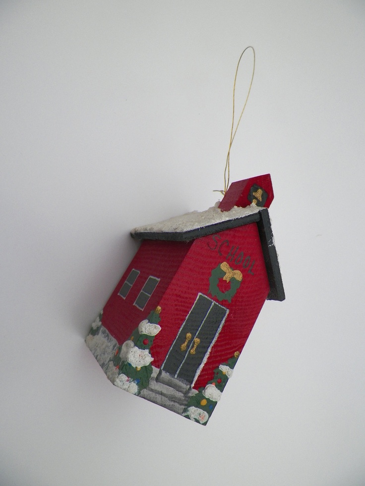 Architect Christmas Ornament