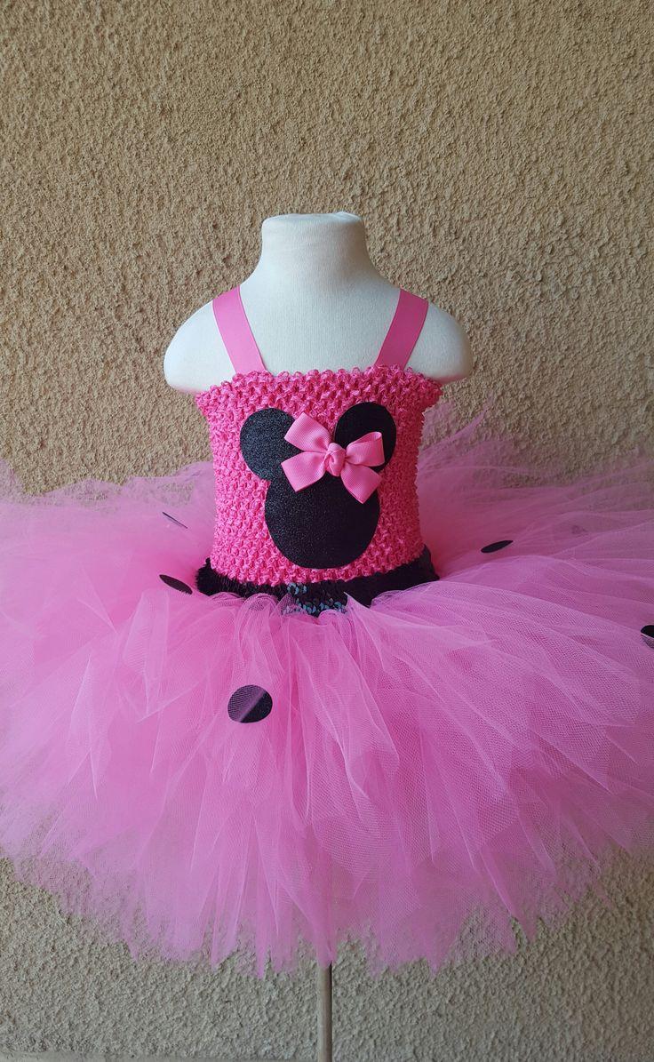 Minnie Mouse Tutu Dress Ballerina Mice And Shorts