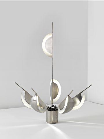 Jean-Pierre Vitrac | Table Lamp, c.1970