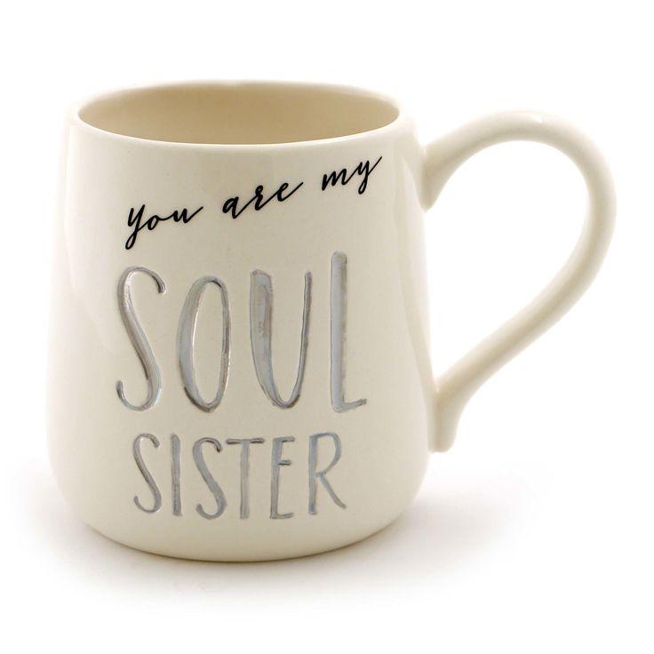 Soul sister mug soul sisters bestie gifts girlfriend gifts