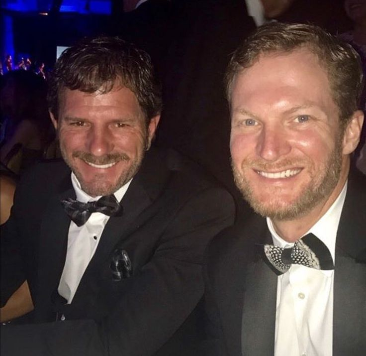 Dale Earnhardt  Jr   and Kerry Earnhardt