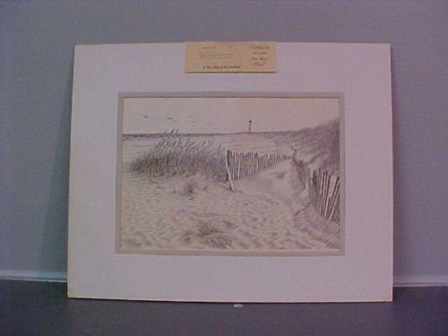 details about ocracoke artist jo ko joko joseph koch  u0026quot sand