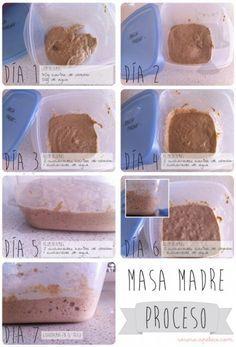 Cómo hacer Masa Madre - Apetece https://www.pinterest.com/pin/533746993314981429/