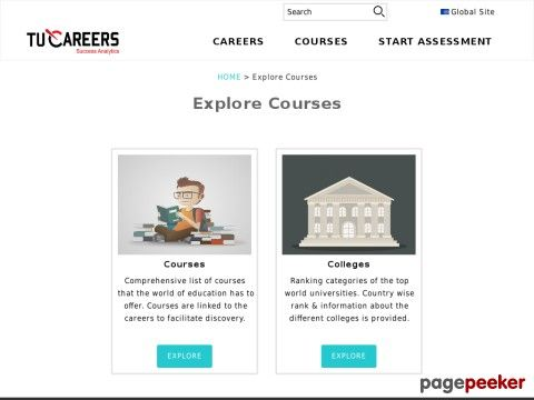 14 best Free Career Assessments images on Pinterest Assessment - free career test