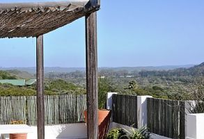Ocean Mist Beach Villa is a beautiful and charming beach house located within a private beach-front housing estate in Keurboomstrand, near Plettenberg Bay.