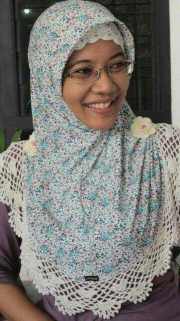 Hijab Rajut Syakirah