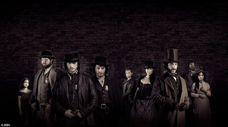 'New York, 1864': Manhattan meets the Old West for new crime drama Copper as BBC America prepares to launch first original scripted series