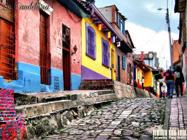 La Candelaria, Bogota, Colombia  © Colombia Pais Unico