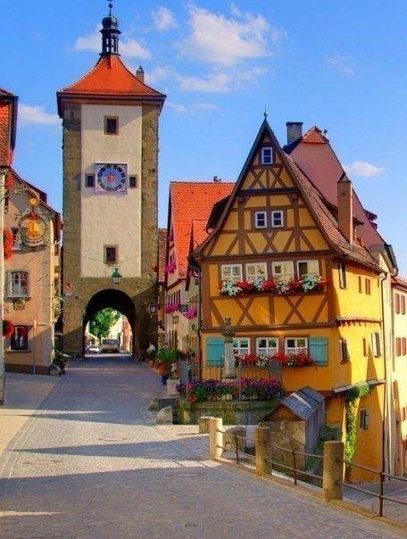 Сказочная Германия - Путешествуем вместе