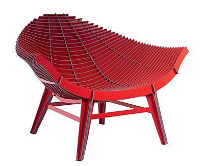 Cool Ibride Manta Lounge Sessel / Kompaktlaminat   Für Haus Und Garten    Ibride 820.00 Http