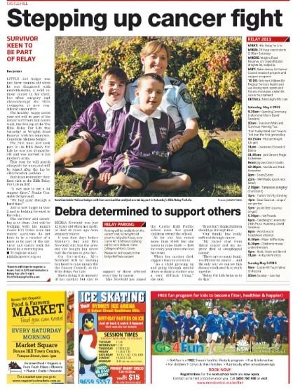 Hills Shire Times April 2013