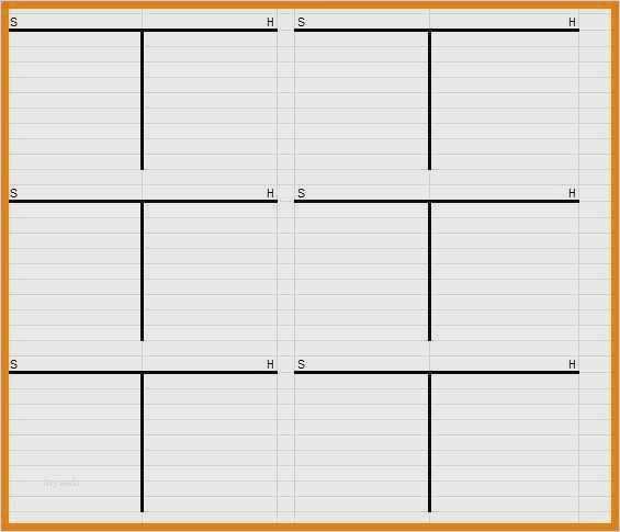 Bilanzaufstellung Excel Vorlage