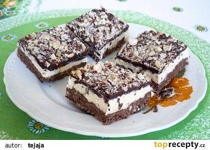 Kouzelné řezy recept - TopRecepty.cz