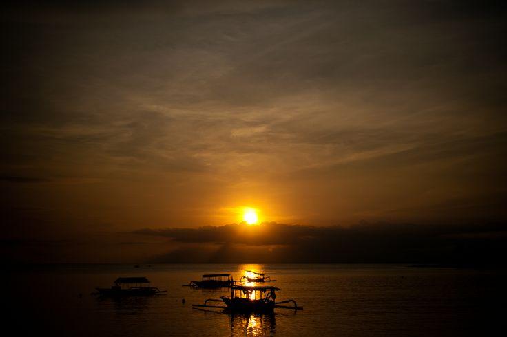 #lombok #holiday #senggigi #sunset #nikon #d5000