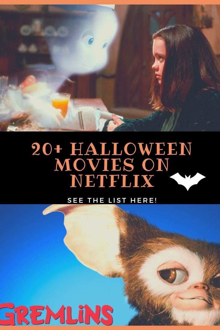20 Awesome Halloween Movies On Netflix Fall Savingsmania Animated Halloween Movies Classic Halloween Movies Halloween Movies