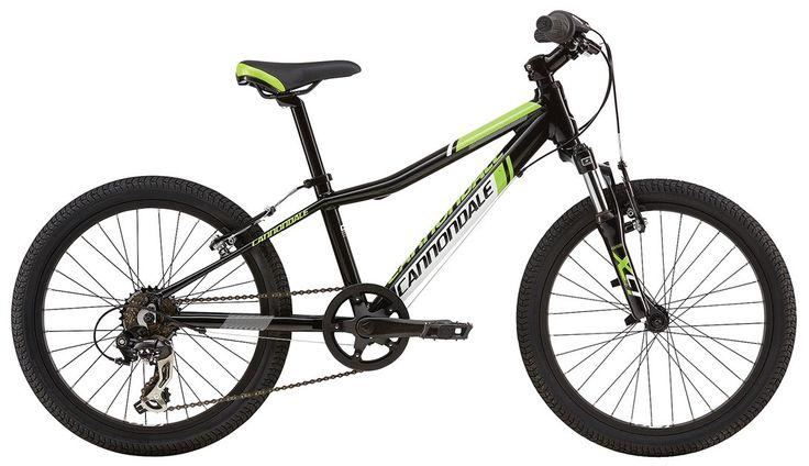 Cannondale Trail 20 Boy's Bike Black 2017