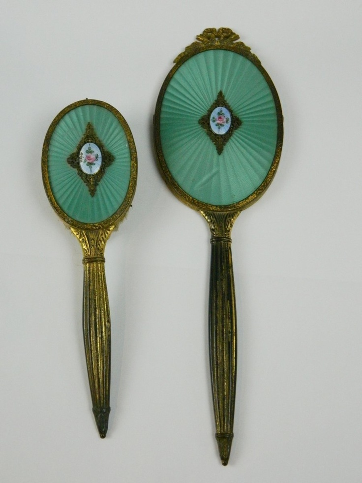 1000 Images About Hand Mirrors On Pinterest Porcelain