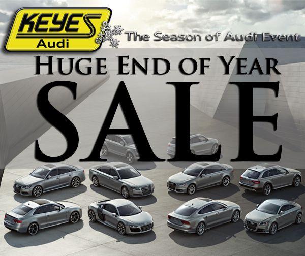 Huge Year End Keyes Audi Sale Starts Now Don T Wait
