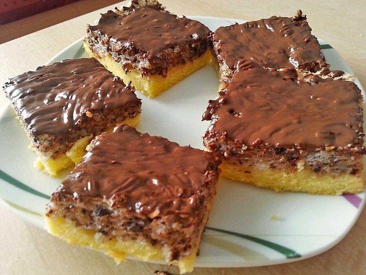 Russische Schnitten (Blechkuchen)