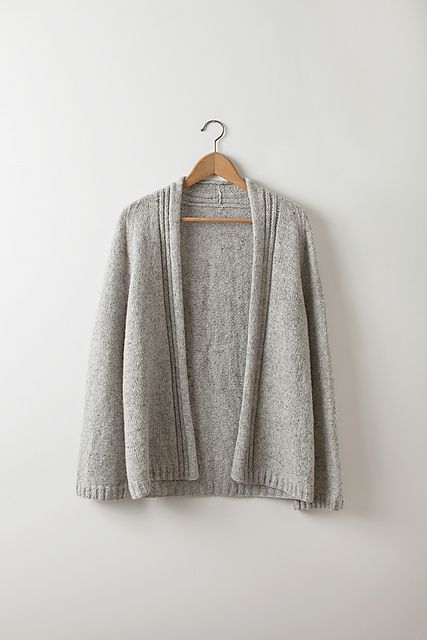 Ravelry: Walpole, by Hannah Fettig (if I felt brave enough, I might tweak the pattern a little by turning under the hem and cuffs, instead of doing a rib)