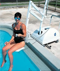 17 best images about disabled access st george 39 s park on pinterest take action parks and pools for Hydraulic chair lift for swimming pool