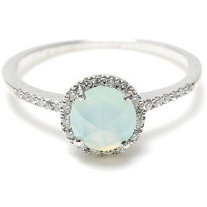 suzanne kalan. this is amazing.Opals Rings, Right Hands Rings, Opal Rings, Style, Mint Opals Engagement Rings, Jewelry, Wedding Rings, Accessories, Pretty