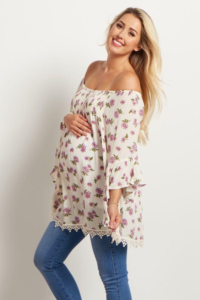 0271faf2a Blusas para embarazadas  ¡Modelos