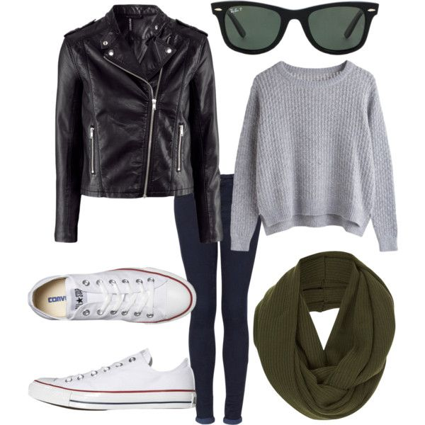 Eleanor Calder Inspired Outfit for a cold rainy day with H&M Jacket