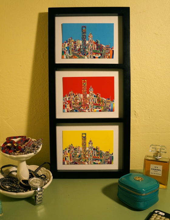 356 best decorating with vintage postcards images on pinterest framing postcards diy solutioingenieria Gallery