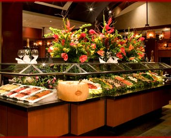 Salad Bar Fogo De Chao Restaurants Portland Oregon