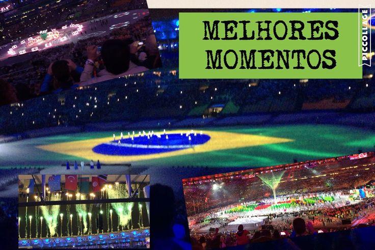 ENCERRAMENTO DAS OLIMPÍADAS RIO 2016 • Laura Perez - YouTube