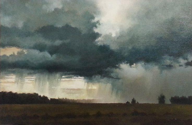 Корчевая Дарья (Daria Korchevaya) 2014 холст / масло (oil / canvas)