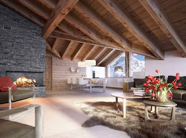 Bergwelt Development in Grindelwald, Switzerland | HomeDSGN, a daily source for inspiration and fresh ideas on interior design and home decoration.