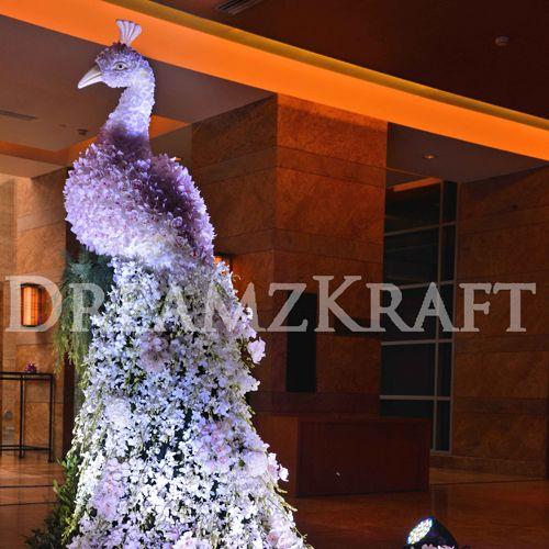 Statement entry props I Visual blocks I Dreamzkraft Designer weddings I