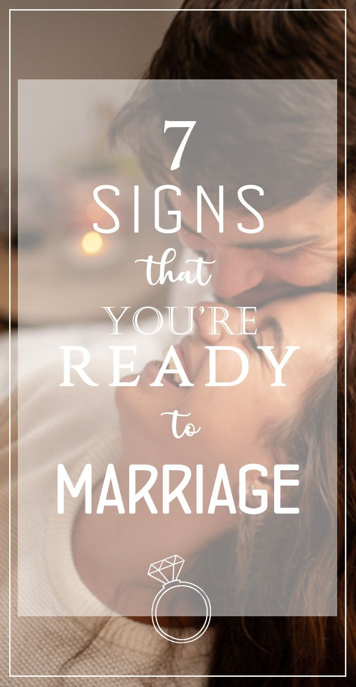 fd756a69f9334b93af47796745e04525 - How Did You Know You Were Ready To Get Married