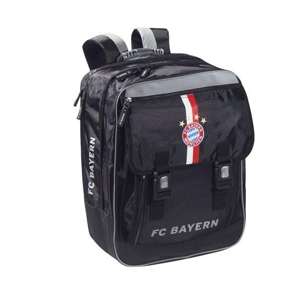 Schulrucksack FC Bayern München - #Bundesliga, #Fanartikel, Fußball, #Soccer, #Sport - http://www.multifanshop.de