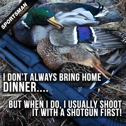 Duck Hunting Quotes. QuotesGram