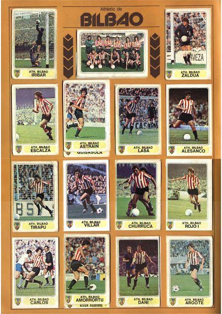 Cromos de Iríbar, el que pudo ser Balón de Oro (13). Temporada 1977-78.
