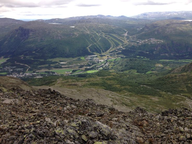 Hiking in Hemsedal