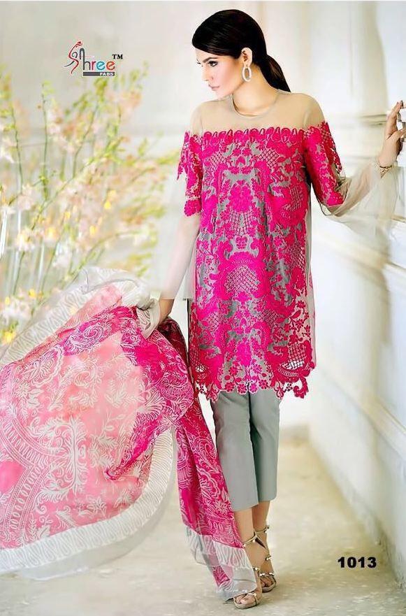 Sana Safinaz Premium Summer Collection (8 pc catalog)