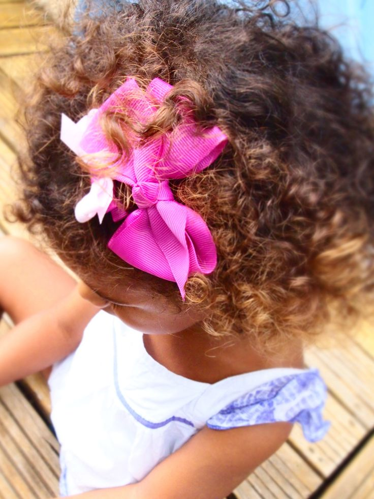 noeud couture et beauté Frou-Frou pour la coiffure