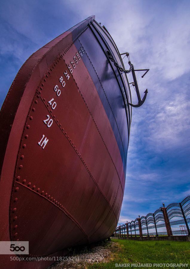 Bandirma - Pinned by Mak Khalaf Mustafa Ataturk Ship / Turkey - Samsun 19 Mayis ... Travel D810artbeachbeautifulbeautyblueboatcanoncitycloudsgreenlandscapelikenikonphotophotographerphotographypicturepicturesseaseascapeshipskytravelturkeywatersumsun by beko_alani