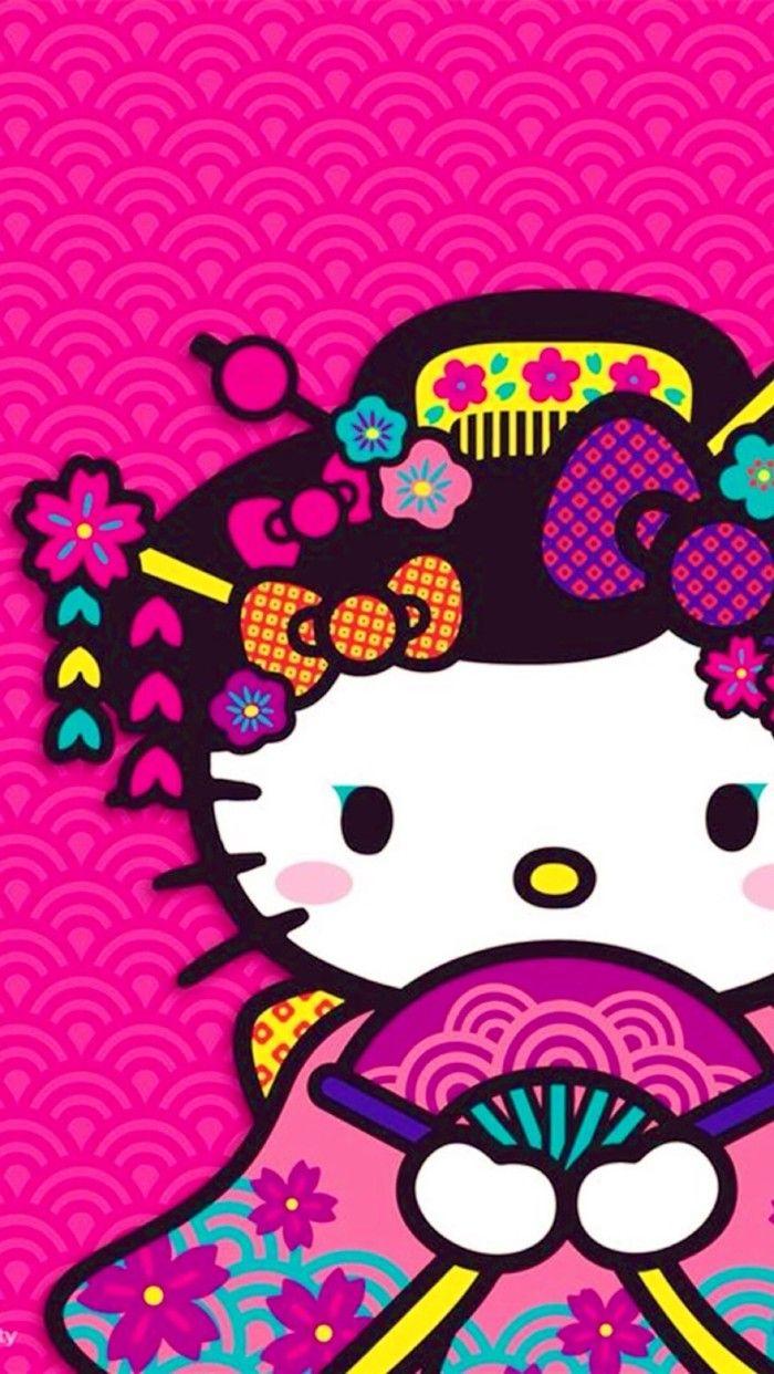 17 Best Ideas About Hello Kitty Wallpaper On Pinterest