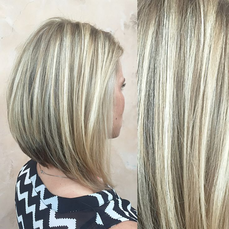 Brown Hair With Partial Blonde Highlights - Hairs Picture ...