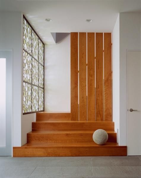Architect Visit: Delson or Sherman Architects in Brooklyn : Remodelista: Sherman Architects, Houses, Idea, Window, Basements Stairs, Interiors Design, Inspiration Imageri, Wood Stairs, Wooden Stairs