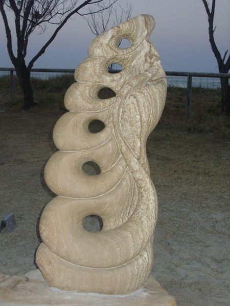 Swell Sculpture Festival 2012 - Gold Coast - by Susan Jackson  #swell2012